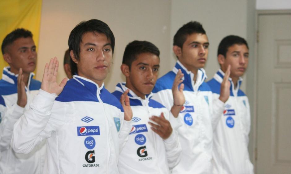 Selección sub 20 va con ilusión rumbo al torneo Uncaf en El Salvador