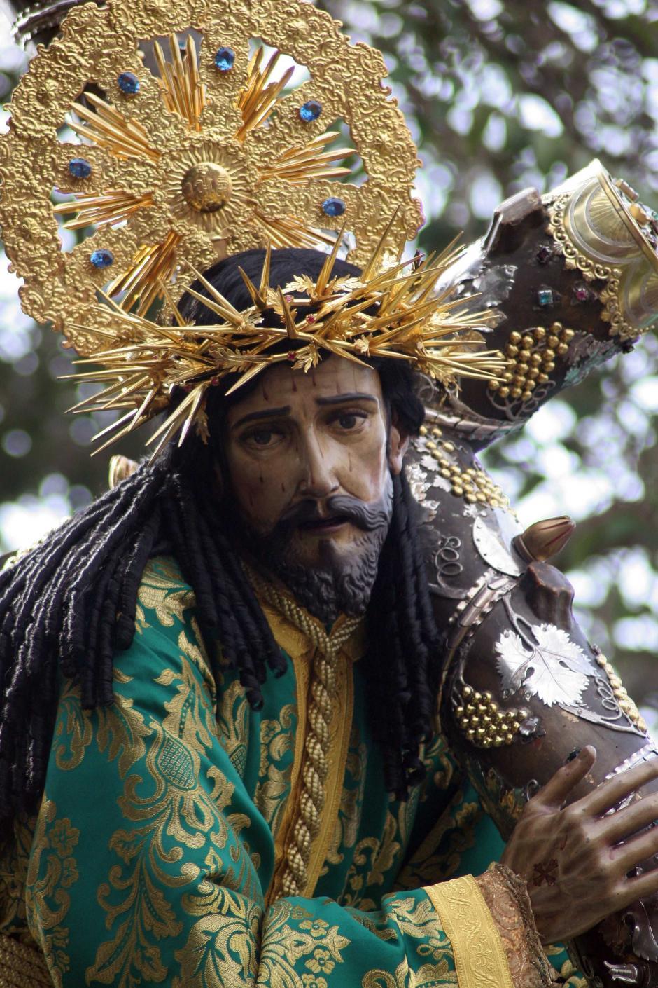 Viernes Santo junto a Jesús de La Merced