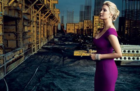 Conoce a Ivanka, la sexy hija del empresario Donald Trump