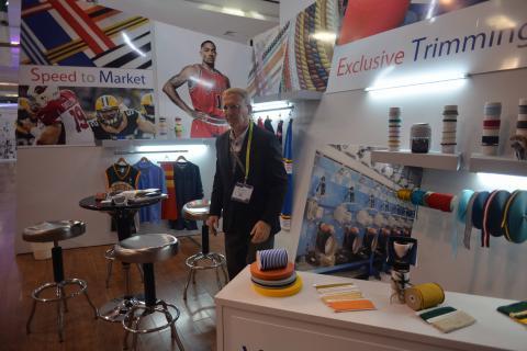 El sector textil se reúne un año más en el Apparel Sourcing Show