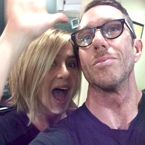 Jennifer Aniston le dice adiós a la melena larga