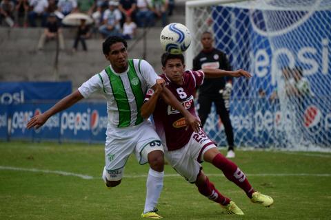 Saprissa se lleva un triunfo del estadio Pensativo ante Antigua GFC