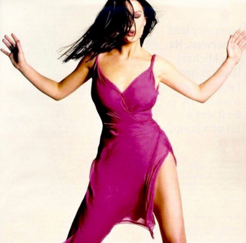 Catherine Zeta Jones presume sus vacaciones con fotos de su cuerpazo