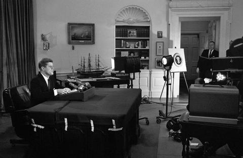 El mundo recuerda a John F. Kennedy, a 50 años de su muerte