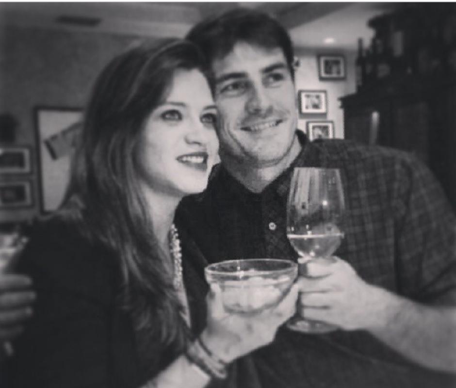 Iker Casillas y Sara Carbonero ya son papás