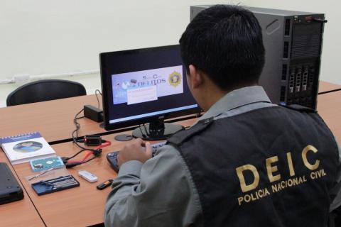 Phishing, spoofing, extortion: los ciberdelitos comunes en Guatemala
