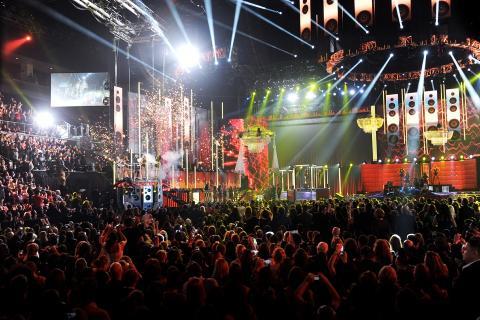 Emoción, talento y sorpresas en la 14 entrega de los Latin Grammy's