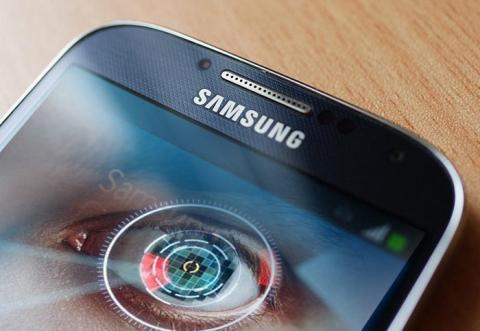 Samsung incluirá escáner de iris para desbloquear sus smartphones