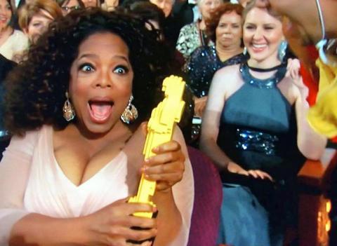 Los Oscar de Lego superaron a los Oscar reales