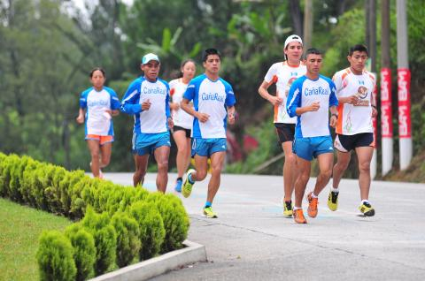 ¡Fiesta en Cobán: su Medio Maratón cumple 40 años!