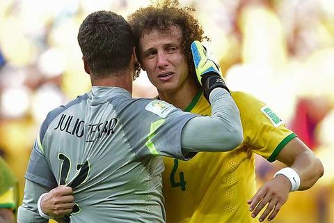 """El seleccionador brasileño Dunga critica a los futbolistas """"llorones"""""""