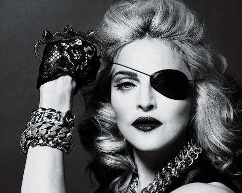 Cadena de cines veta la entrada a Madonna