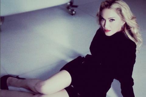 Madonna arremete contra Nicolás Maduro en Instagram