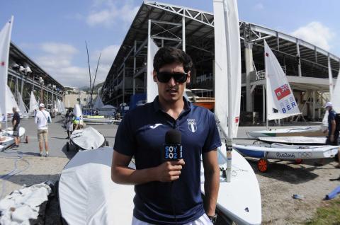Juan Ignacio Maegli navegará en Río por sus terceros Juegos Olímpicos