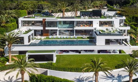 Conoce la residencia más cara en la historia de los Estados Unidos