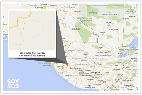 Cae avioneta en San Marcos, bomberos llevan a cabo la búsqueda | Soy502