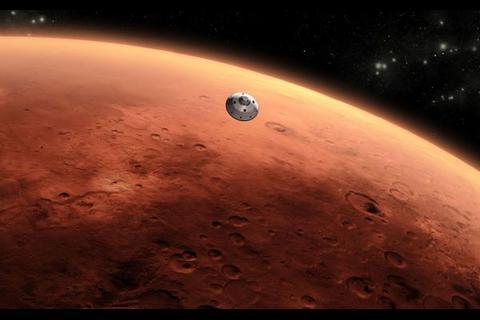 A la NASA le urge enviar la cápsula Mayen a Marte