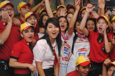Guatemala se moviliza con el llamado a la solidaridad del McDía Feliz