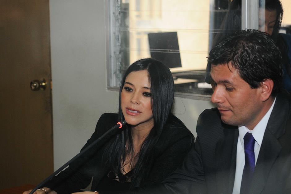 Diputada de LIDER Julia Maldonado enfrentará juicio por corrupción