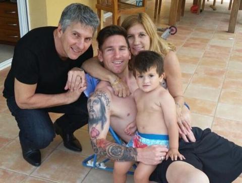 Luego de quedarse sin Copa América, Messi tendrá unos días de descanso
