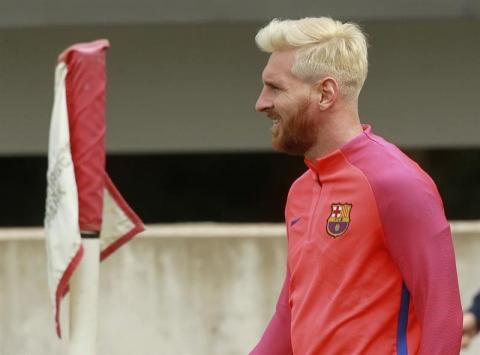Este es el tatuaje que Messi se hizo en honor al amor de su vida