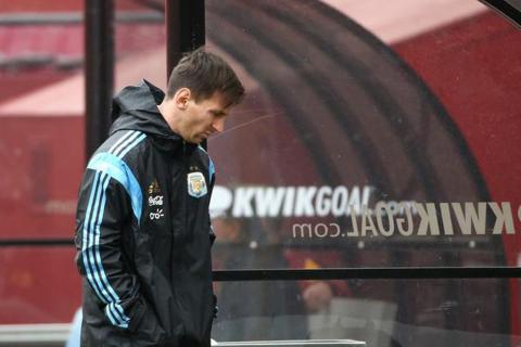 Sin Messi, Argentina enfrentará a El Salvador en Estados Unidos