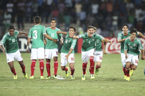 Selecciones de México y Nigeria van por el título del Mundial Sub-17
