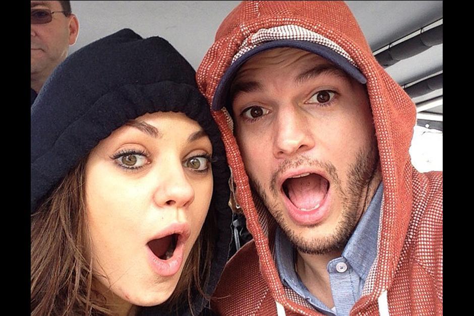 Mila Kunis cuenta cómo empezó su romance con Ashton Kutcher