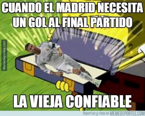 """El clásico español tuvo ganador, fueron los """"memes"""" y por goleada"""