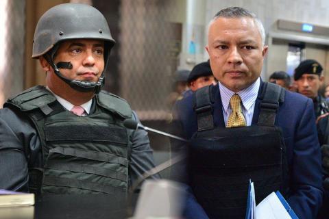 González y Monzón: De acusados a pieza crucial de la investigación