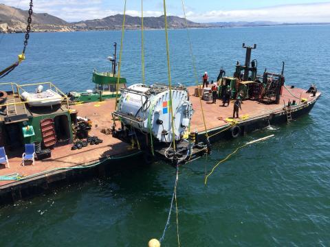 Microsoft planea instalar centros de datos submarinos