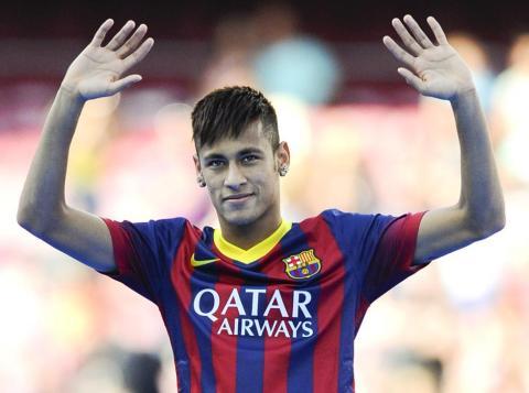 El nombre de Neymar va goleando al de Messi y al de Cristiano en Costa Rica