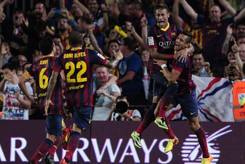 Barcelona: la mejor delantera y la defensa más sólida de la Liga