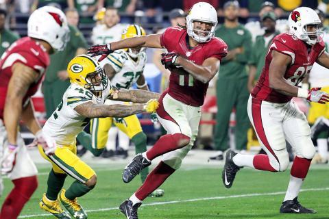 Patriots y Cardinals esperan rivales para Finales de Conferencia