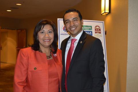 Norma Torres, la primera centroamericana en el Congreso de EE.UU.