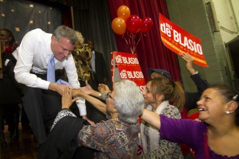 Nueva York acude a las urnas para elegir nuevo alcalde