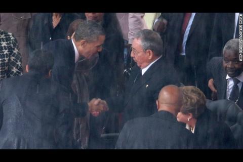 La figura de Nelson Mandela trasciende ideologías