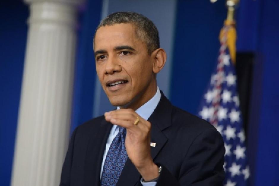 """Obama: """"No cederé ante la extorsión republicana"""""""