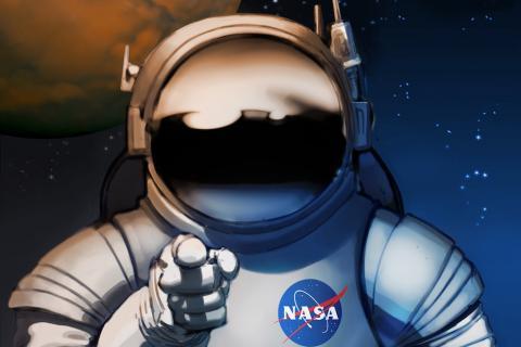 La NASA ofrece empleo: ¿Te unirías a una misión en Marte?