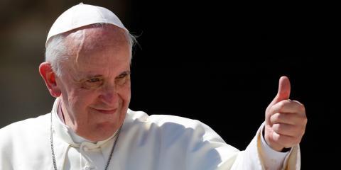 Jimmy Morales invitará al papa Francisco a visitar Guatemala