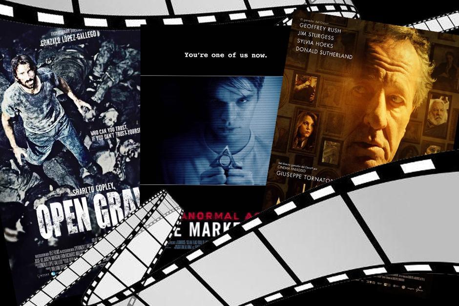 El 2014 inicia con horror y drama en los cines de Estados Unidos