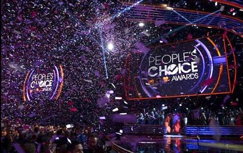 Éstos son los ganadores de los People's Choice Awards 2014
