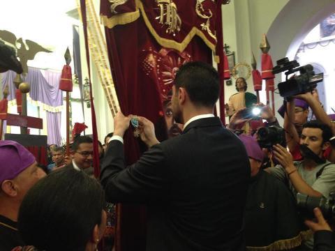 ¿Usurpación de funciones? Alcalde de Mixco entrega Orden del Quetzal