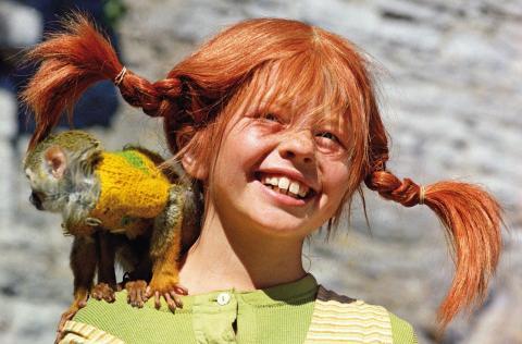 ¿Recuerdas a Pippi Langstrump?