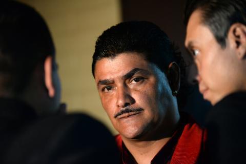 """Marlon Puente """"Pirulo"""" paga fianza de Q200 mil para salir de prisión"""