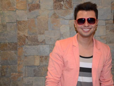 El cantante guatemalteco Piva se internacionaliza