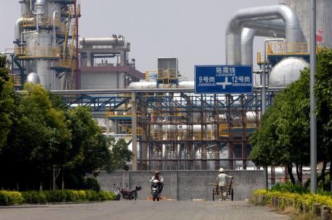China, el primer importador mundial de petróleo