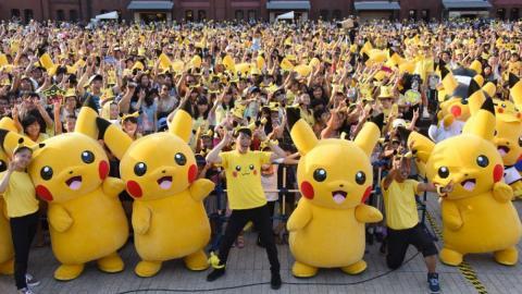 ¿Adivinen cuál fue el videojuego más popular del año? Sí, Pokémon Go