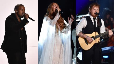 Mira las mejores presentaciones de los Grammy 2015