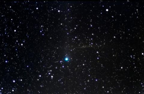 ¡Atención! Hay un nuevo cometa en el cielo